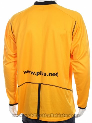 Sheffield Wednesday Goalkeeper football shirt 2006 - 2007