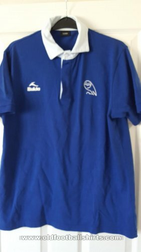 Sheffield Wednesday Retro Replicas football shirt (unknown year)