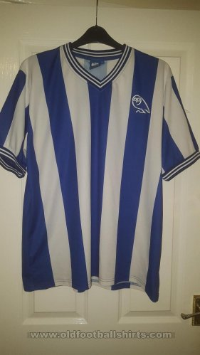 Sheffield Wednesday Retro Replicas baju bolasepak (unknown year)