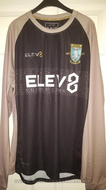 Sheffield Wednesday Goalkeeper football shirt 2017 - 2018