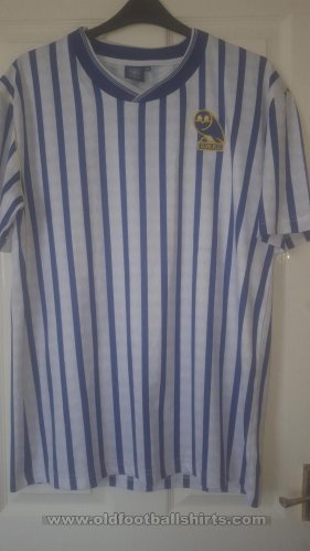 Sheffield Wednesday Retro Replicas football shirt 1987 - 1988