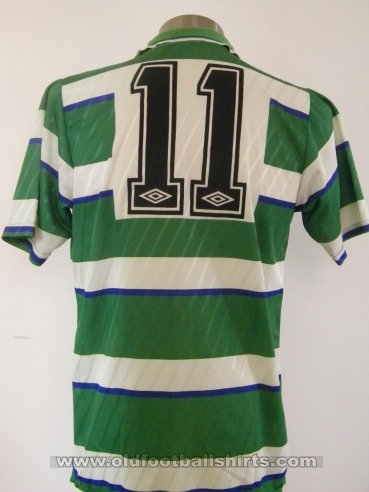 Sheffield Wednesday Away football shirt 1988 - 1990