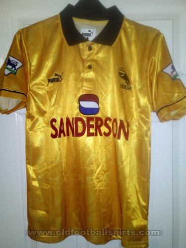 Sheffield Wednesday Retro Replicas football shirt 1993 - 1994