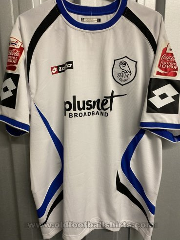 Sheffield Wednesday Away football shirt 2008 - 2009