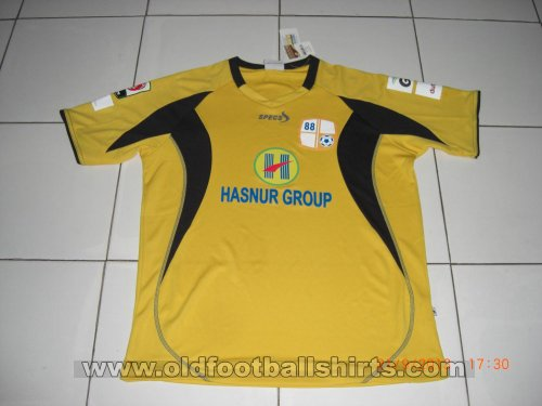 Barito Putera Home football shirt 2013