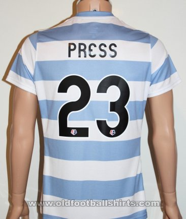 Chicago Red Stars Home Fußball-Trikots 2014