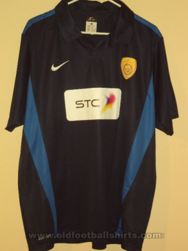 Al-Nassr  Away football shirt 2010 - 2011