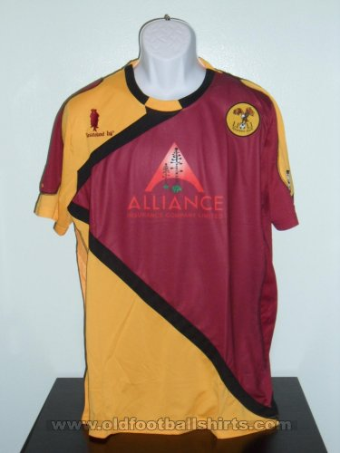 Lioli FC Home football shirt 2012 - 2013