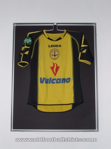 Beira-Mar Cup Shirt football shirt 2007 - 2008