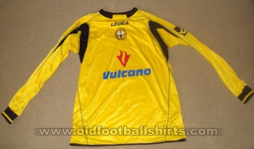 Beira-Mar Home football shirt 2006 - 2007