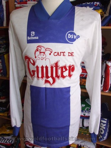 DSVP Voetbal Home football shirt (unknown year)