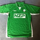 Youngheart Manawatu football shirt 2005 - 2011