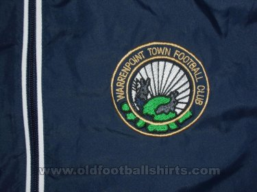 Warrenpoint Town Latihan/luangan baju bolasepak (unknown year)