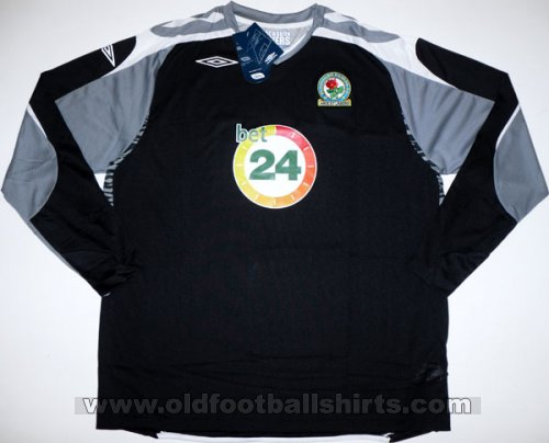 Blackburn Rovers Keeper  voetbalshirt  2007 - 2008