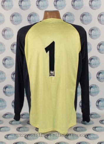 Blackburn Rovers Keeper  voetbalshirt  2006 - 2007
