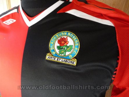 Blackburn Rovers Away baju bolasepak 2007 - 2008