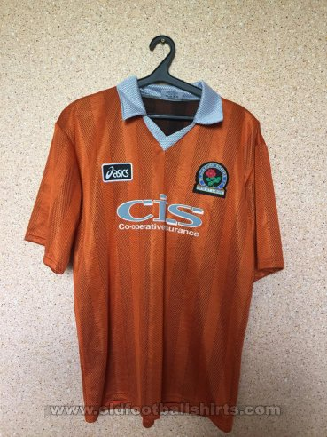 Blackburn Rovers Away football shirt 1997 - 1998