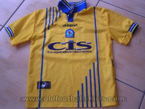 Blackburn Rovers Away football shirt 1998 - 2000