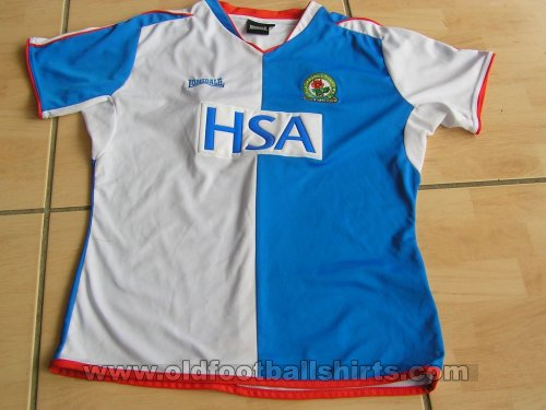 Blackburn Rovers Home football shirt 2004 - 2005