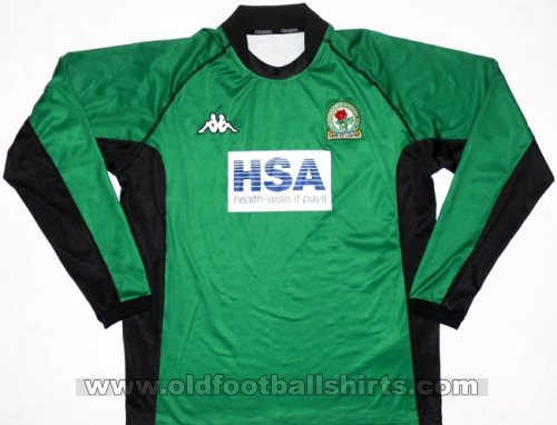 Blackburn Rovers Keeper  voetbalshirt  2003 - 2004
