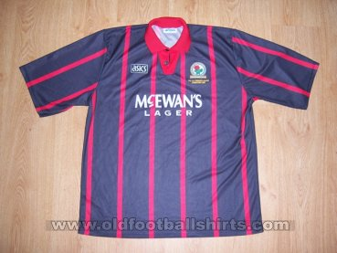 Blackburn Rovers Away футболка 1994 - 1995