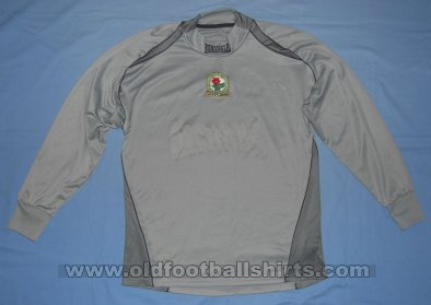 Blackburn Rovers Goalkeeper football shirt 2005 - 2006