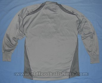 Blackburn Rovers Goalkeeper Fußball-Trikots 2005 - 2006
