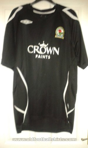 Blackburn Rovers Unknown shirt type 2008 - ?