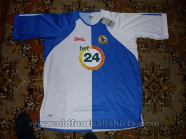 Blackburn Rovers Home baju bolasepak 2006 - 2007