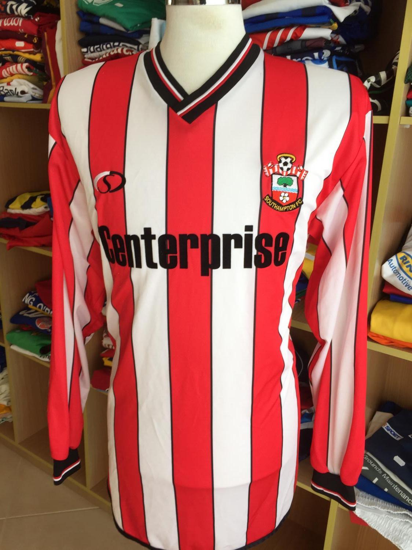 72f379ff410 Southampton Special camisa de futebol 2001 - 2003. Sponsored by ...