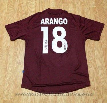bc950e5b447 Venezuela Home maglia di calcio 2004 -  .