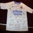 Fethiyespor football shirt 2011 - 2012