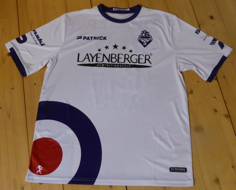 0bffd3bf1b7dc Austria Salzburg Away camisa de futebol 2017 - 2018.