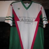 Home football shirt 1993 - 1998