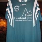 Home football shirt 1996 - 2000
