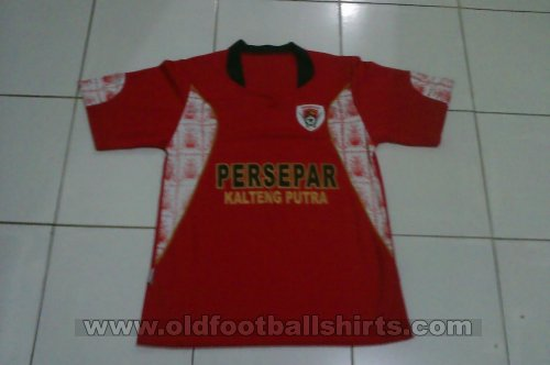 Persepar Palangkaraya Home football shirt 2013