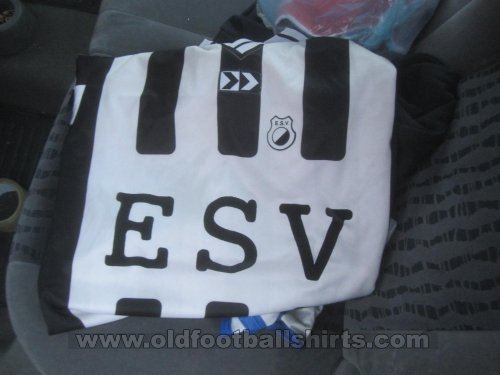 ESV Eindhoven Home Maillot de foot (unknown year)