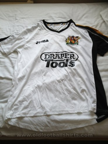Romsey Town Home футболка 2010 - 2011