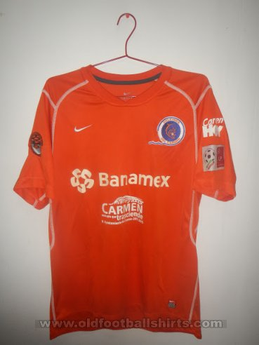 Delfines del Carmen Home football shirt 2013 - 2014