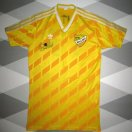 IFK Malmo football shirt 1986 - 1987