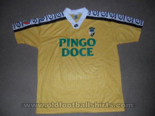 Sporting Clube Farense Away football shirt 1998 - 1999