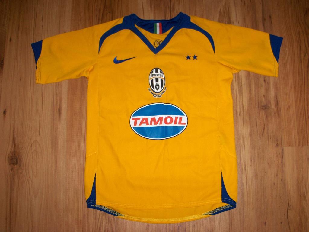 new concept 9792c 41437 Juventus Third Camiseta de Fútbol 2005 - 2006.