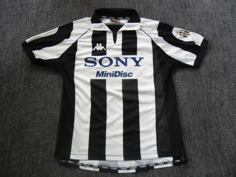 f1fee73e866 Juventus Home maglia di calcio 1997 - 1998 ...