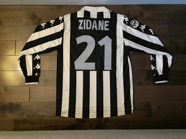 d6134b3a2c7 ... Juventus Home Maillot de foot 1999 - 2000