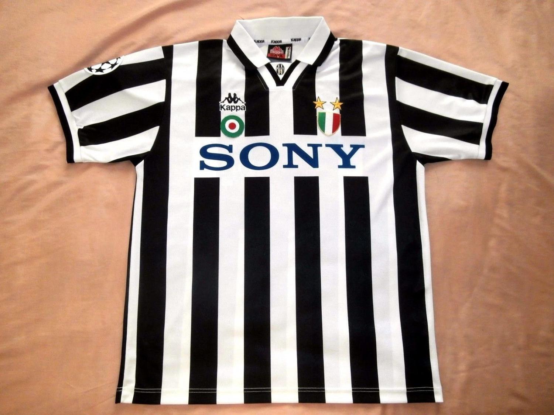 743d76a36 Juventus Home maglia di calcio 1996 - 1997 ...