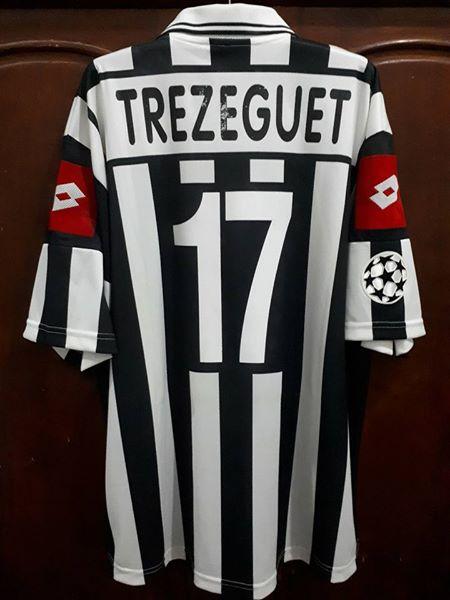 e4884aba4 ... Juventus Home Maillot de foot 2001 - 2002