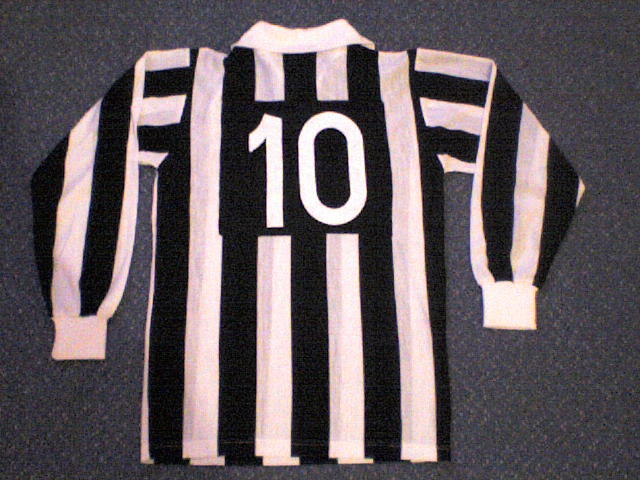 Juventus Домашняя футболка 1985 - 1989 Juventus Домашняя футболка 1985 -  1989