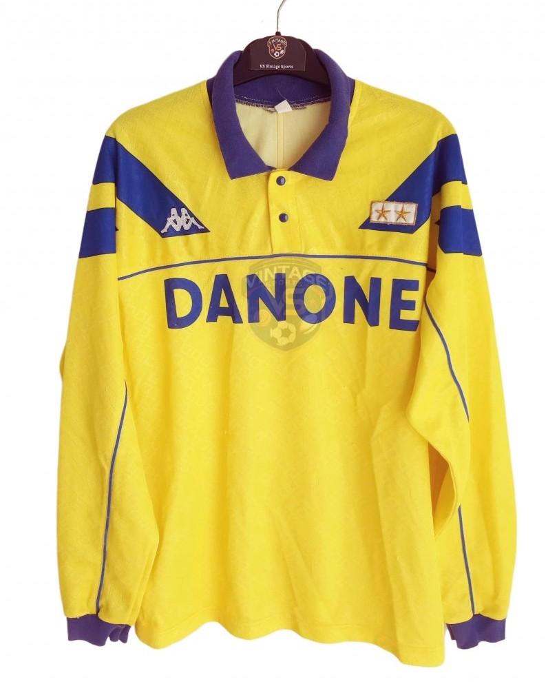 Maglia Juventus 1992-1994 Away (oldfootballshirts.com)