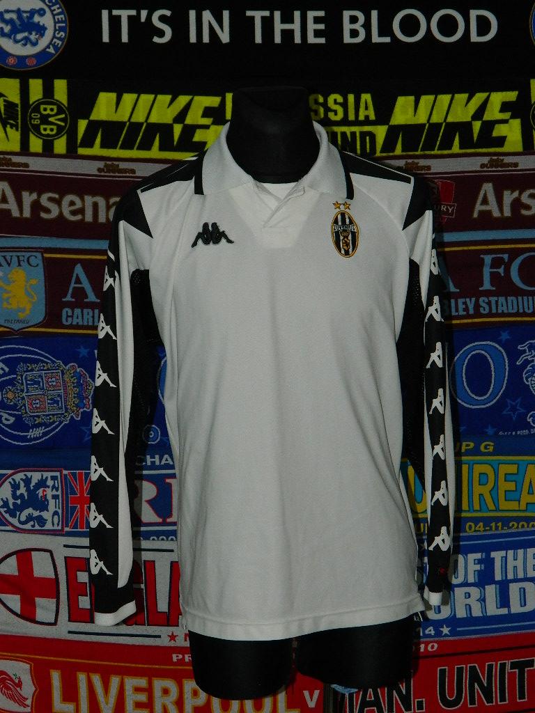 best service 57543 52465 Juventus Away camisa de futebol 1998 - 1999.