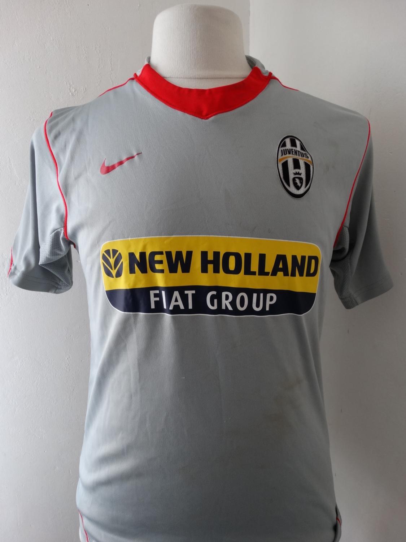 208463b58 Juventus Away football shirt 2007 - 2008.